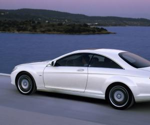 Mercedes-Benz CL 600 photo 10