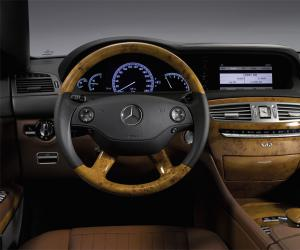Mercedes-Benz CL 600 photo 11