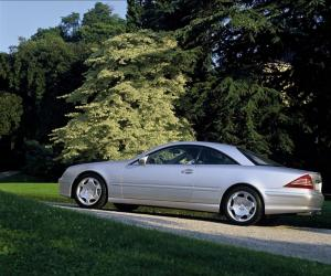 Mercedes-Benz CL 600 photo 12