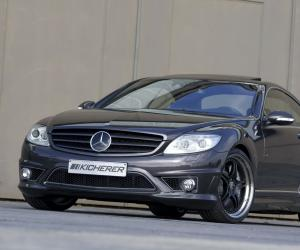 Mercedes-Benz CL 600 photo 13