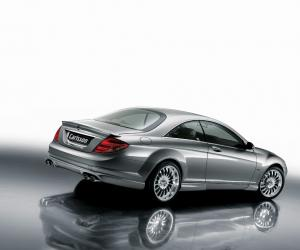 Mercedes-Benz CL 600 photo 14