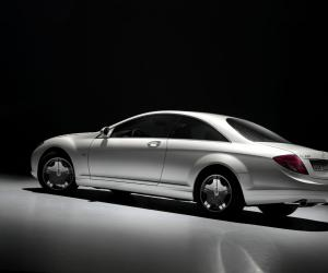 Mercedes-Benz CL 600 photo 15