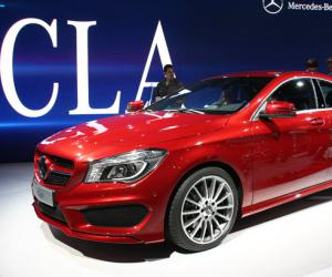 Mercedes-Benz CLA photo 1