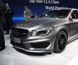 Mercedes-Benz CLA photo 4