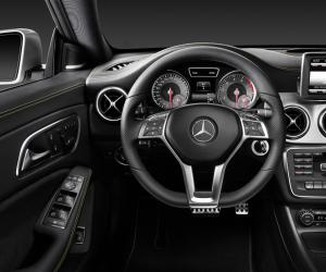 Mercedes-Benz CLA photo 5