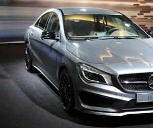 Mercedes-Benz CLA photo 6
