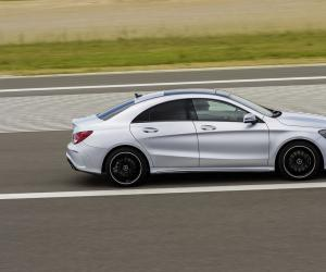 Mercedes-Benz CLA photo 7