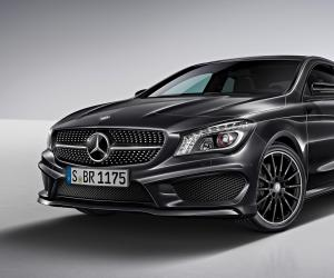 Mercedes-Benz CLA photo 9