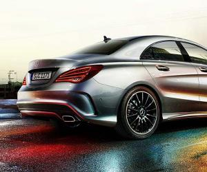 Mercedes-Benz CLA photo 11