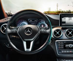 Mercedes-Benz CLA photo 13