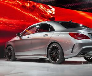Mercedes-Benz CLA 180 photo 2