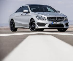 Mercedes-Benz CLA 180 photo 6