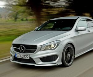 Mercedes-Benz CLA 180 photo 8