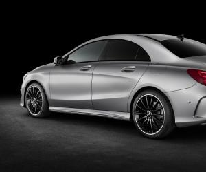 Mercedes-Benz CLA 180 photo 9