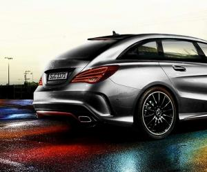 Mercedes-Benz CLA Shooting Brake photo 2