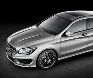 Mercedes-Benz CLA Shooting Brake photo 4