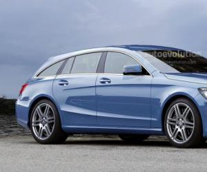 Mercedes-Benz CLA Shooting Brake photo 6