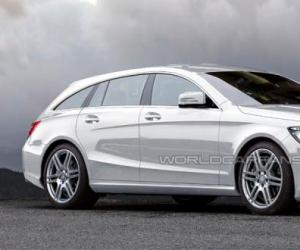 Mercedes-Benz CLA Shooting Brake photo 7