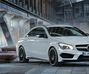 Mercedes-Benz CLA Shooting Brake photo 9