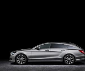 Mercedes-Benz CLA Shooting Brake photo 11
