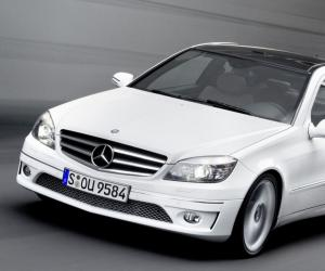 Mercedes-Benz CLC photo 6