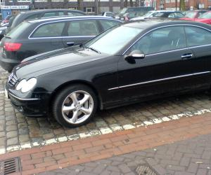 Mercedes-Benz CLK photo 1