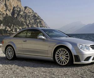 Mercedes-Benz CLK photo 2