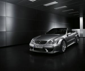 Mercedes-Benz CLK photo 3