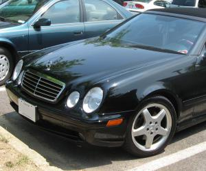 Mercedes-Benz CLK photo 4
