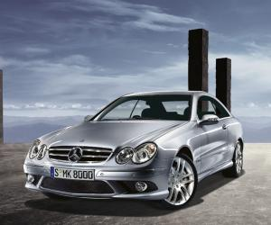 Mercedes-Benz CLK photo 12