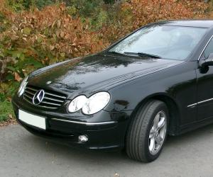 Mercedes-Benz CLK photo 13