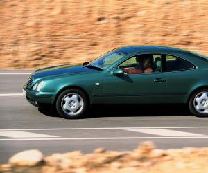 Mercedes-Benz CLK 200 photo 6