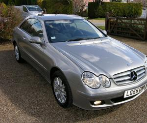 Mercedes-Benz CLK 200 photo 8