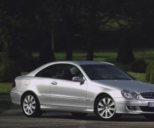 Mercedes-Benz CLK 200 photo 10