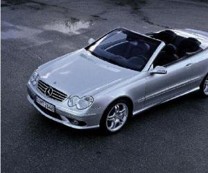 Mercedes-Benz CLK 200 photo 12