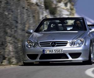 Mercedes-Benz CLK 200 photo 13