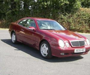 Mercedes-Benz CLK 200 photo 14