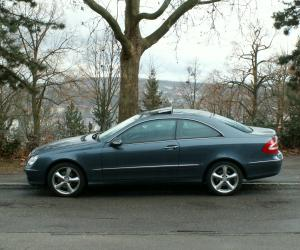 Mercedes-Benz CLK 270 photo 1