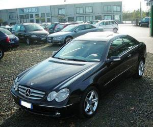 Mercedes-Benz CLK 270 photo 3