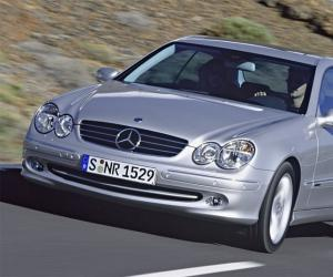 Mercedes-Benz CLK 270 photo 8
