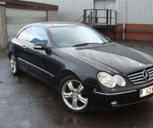 Mercedes-Benz CLK 270 photo 9