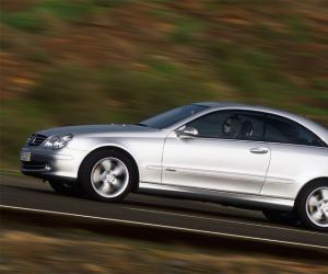 Mercedes-Benz CLK 270 photo 12