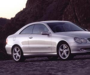 Mercedes-Benz CLK 280 photo 1