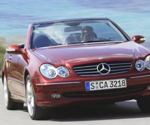 Mercedes-Benz CLK 280 photo 4