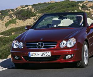 Mercedes-Benz CLK 280 photo 5