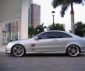 Mercedes-Benz CLK 55 AMG photo 1