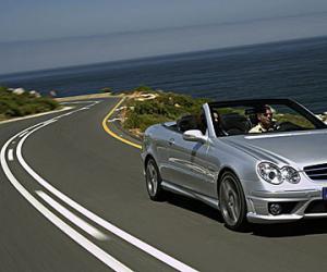 Mercedes-Benz CLK 63 AMG Cabrio photo 1