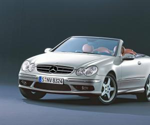 Mercedes-Benz CLK Cabrio photo 1