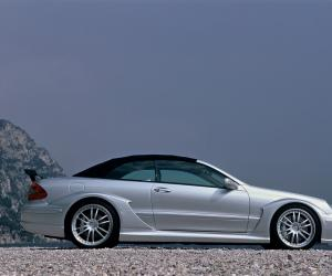 Mercedes-Benz CLK Cabrio photo 3