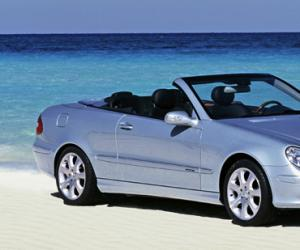 Mercedes-Benz CLK Cabrio photo 5